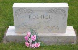 Harold A. Fosher