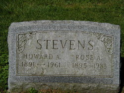 Howard A. Stevens