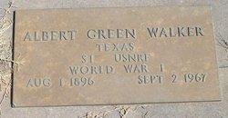Albert Green Walker, Sr