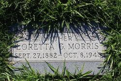 Loretta Genevieve <I>Salles</I> Morris