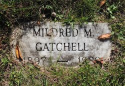Mildred M. <I>Gordon</I> Gatchell