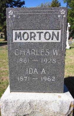 Ida Ann <I>Freude</I> Morton
