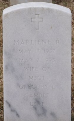 Marliene R Gamble