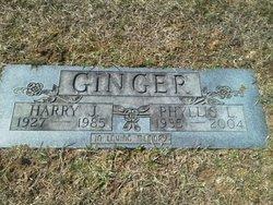 Phyllis Lee <I>Wright</I> Ginger