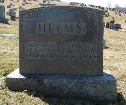 Alonza Samuel Helms