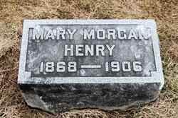Maryann Margaret <I>Morgan</I> Henry