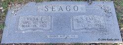 Vada E <I>White</I> Seago