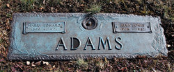 Alva <I>Jones</I> Adams