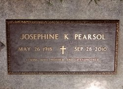 Josephine K. Pearsol