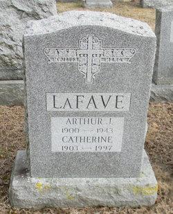 Katherine E <I>McCue</I> LaFave