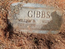 William D Gibbs