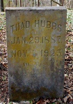 Thad Hubbs