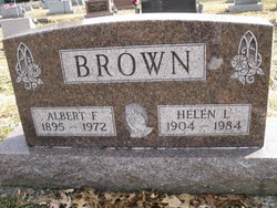 Helen L <I>Auck</I> Brown