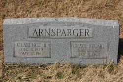 Grace <I>Stuart</I> Arnsparger