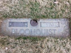 Esther Chloe <I>Burkhardt</I> Bloomquist