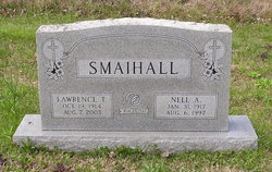 Nell Annette <I>Parish</I> Smaihall