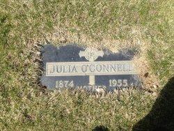Julia <I>McCullough</I> O'Connell