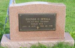 George Oliver Sewall