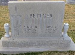 Irma Henriette Katherine <I>Westerman</I> Bettger
