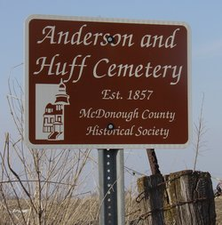 Anderson and Huff Cemetery