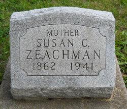 Susan Catherine <I>Rohrer</I> Zeachman