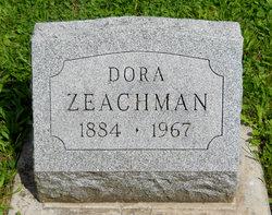 Dora V Zeachman