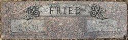 Hyman Fried