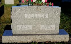 Anna Louise <I>Miller</I> Zeller