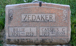 Billie Drew <I>Little</I> Zedaker
