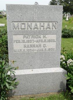 Patrick H. Monahan