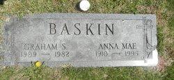 Anna Mae <I>Sweeney</I> Baskin