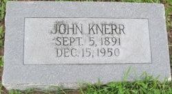 John Knerr