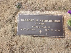Herbert H. Abercrombie