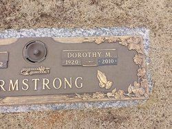 Dorothy Mildred Armstrong
