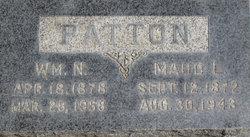 Maud Lovilla <I>Merritt</I> Patton