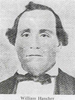 "Rev William ""Hanshaw"" Hancher, Jr"
