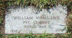 "William Vance ""Willie"" McLamb"
