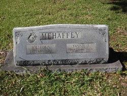 "Frances Jane ""Fannie"" <I>Jamison</I> Mehaffey"