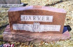 Mildred E <I>Thurmond</I> Carver