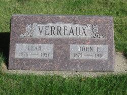 John F Verreaux