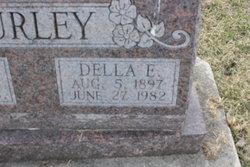 """Della Esther """"Dellie"""" <I>Moore</I> Hurley"""