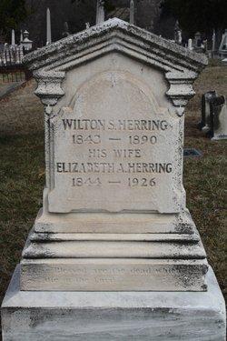 Wilton S Herring