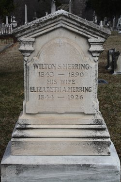 "Elizebeth A ""Lizzie"" <I>Chalk</I> Herring"