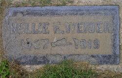 Nellie E Weider
