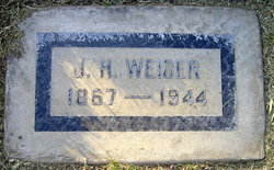 James Harrison Weider