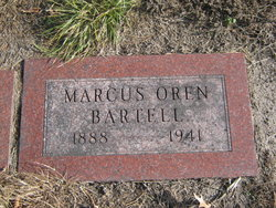 Marcus Oren Bartell