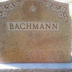 Joseph A Bachmann, Jr