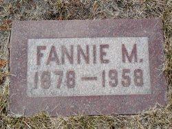 """Frances Mae """"Fannie"""" <I>Freml</I> Bowersox"""