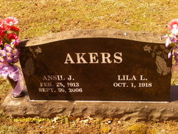 "Ansil James ""A.J."" Akers"