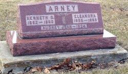 Eleanora C <I>Neff</I> Arney
